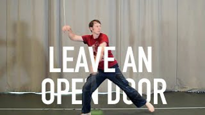 ROGER CLYNE THE PEACEMAKERS - Leave an Open Door | Drex Poi Dancing Choreography