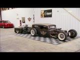 Первые машины от GMG Rat Rod Model A $ Rocket Racing Wheels