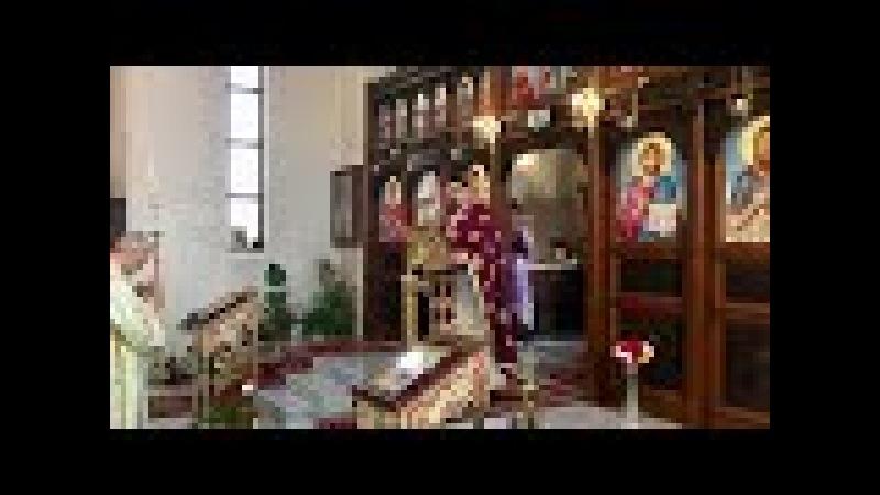 Хвалите - глас 6 - Йоан Протопсалт / Храм