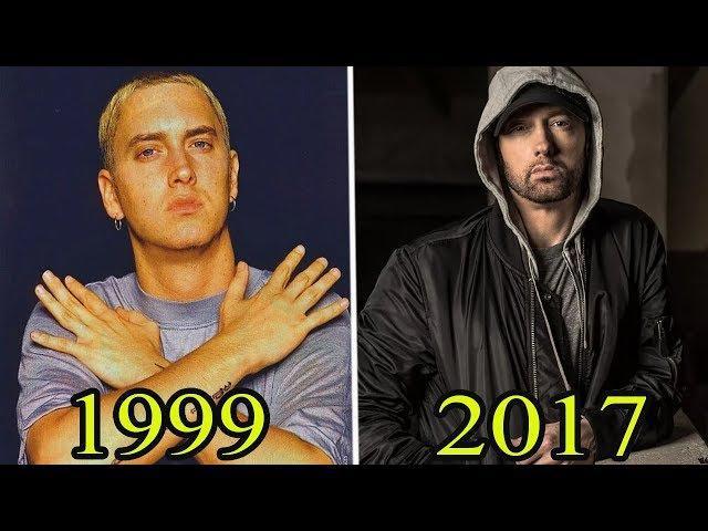 Эволюция музыки Эминема Evolution music Eminem Revival