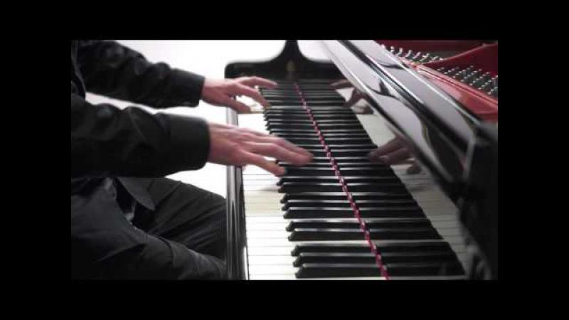 Chopin Prelude 27? The Devil's Trill - P. Barton, FEURICH 218 piano