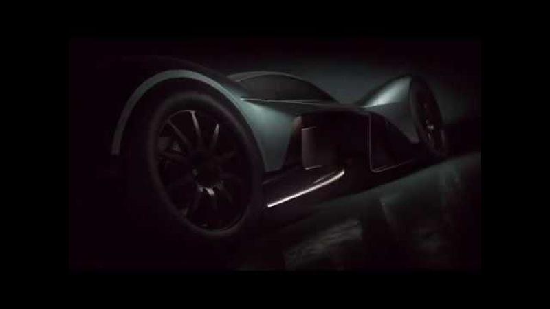 The Aston Martin Valkyrie AM RB 001 hypercar