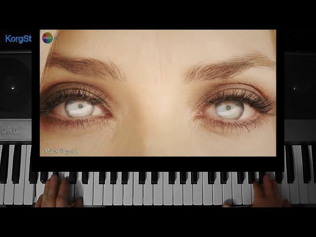 Modern Martina KorgStyle - Блеск Любимых Глаз (Korg Pa 900) Clips 2017 New