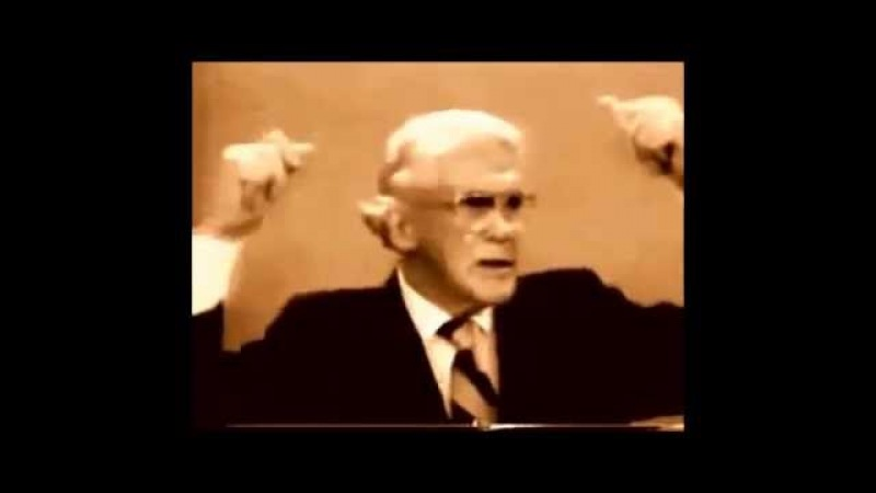 Sermon jam 'We need some hellfire preaching on repentance,' by Leonard Ravenhill
