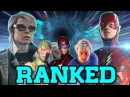 Top 20 Fastest Live-Action Speedsters Ranked!