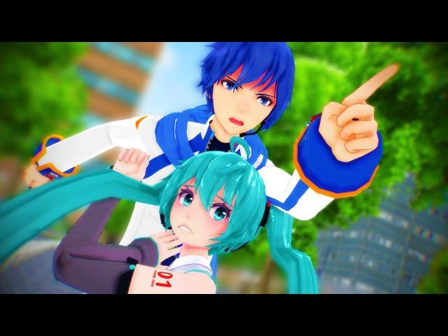 【MMD】Anger Management