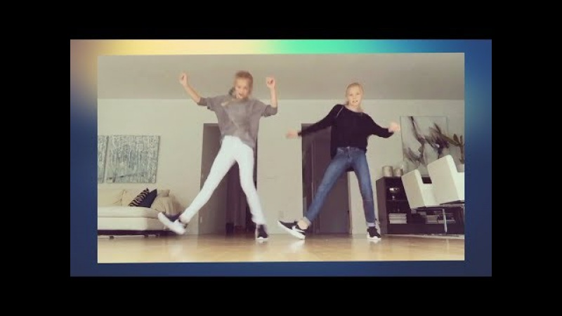 Iza And Elle Shuffle Dance Musically The Best Shuffle Video
