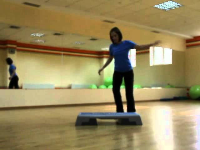Step aerobic Breakdown 18.02.2012 by NM