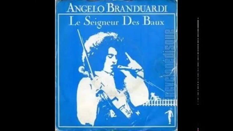 Angelo Branduardi Le Seigneur Des Baux 1980