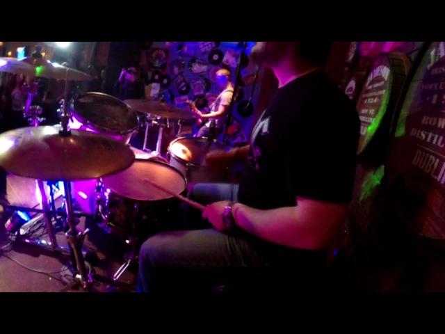 О'Ковцур Секвойя Счастье LIVE Drum Cam 24 02 18
