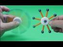 Как Сделать Своими Руками Неугомонную Вертушку Fidget Spinner Без Подшипника