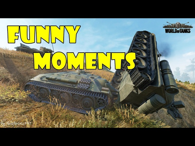 World of Tanks Funny Moments Week 1 February 2018