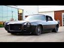 1970 Chevrolet Camaro Restomod Project - Insane Build of the Split Second Camaro