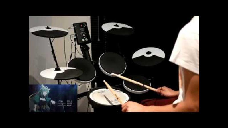 Fate/Apocrypha OP 2 -【ASH】by LiSA - Drum Cover