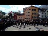 Суворовцы в Швейцарии.