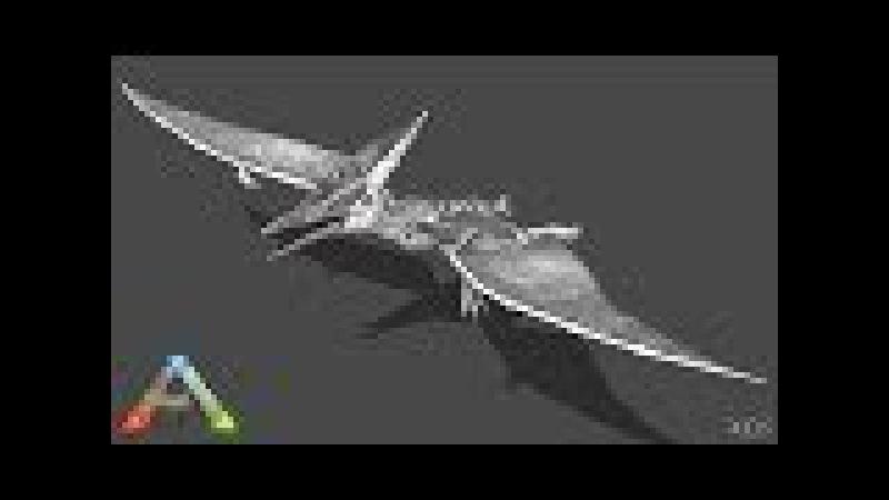 Стрим/Stream ARK: Survival Evolved.4. Ищем Птера.