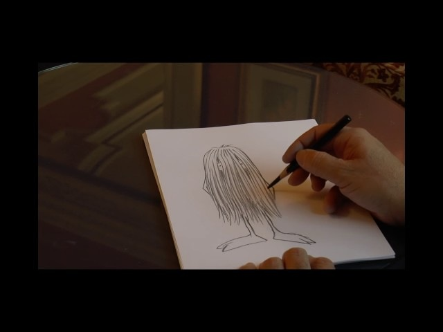 How to create characters, with Chris Riddell