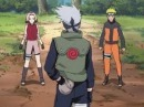 Naruto and Sakura VS Kakashi English Sub