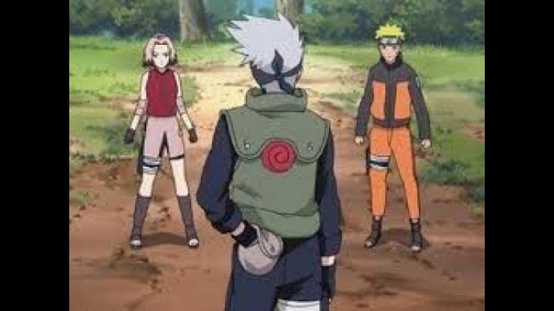 Naruto and Sakura VS Kakashi English Sub » Freewka.com - Смотреть онлайн в хорощем качестве