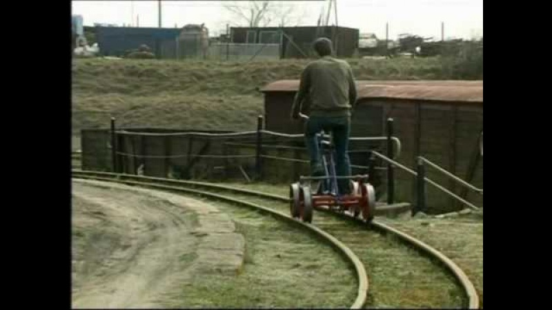 Interlok: Reparatur Dampflok Lokomobile Draisine Teil 1