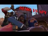 TF2 bot battle 26 Demo Vs Spy