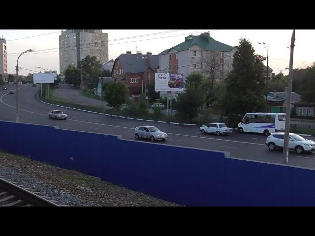 Отправление со станции Воронеж-1