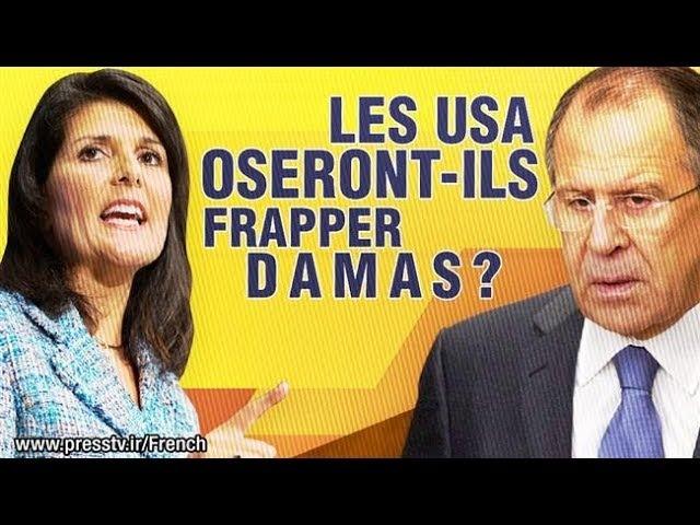 Débat : les USA oseront-ils frapper Damas ?