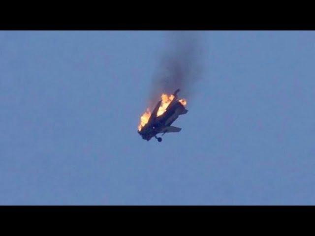 Полная и безоговорочная победа В Сирии сбит очередной военный самолет Су 25 ВКС РФ