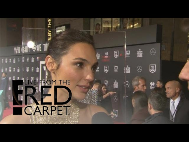 Gal Gadot Reveals Her Typical Sunday Morning Routine | E! Live from the Red Carpet