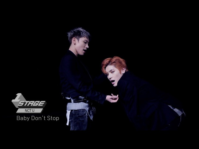 NCT U 'Baby Don't Stop' - 1STAGE (4K)
