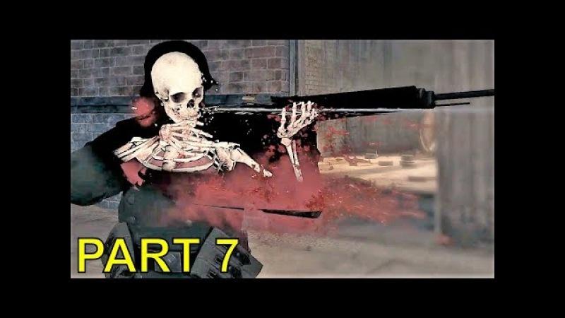 Sniper Elite V2 gameplay walkthrough part 7