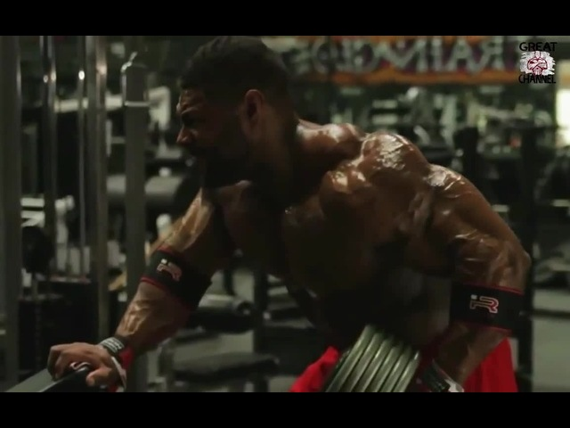 Bodybuilding - Never Gonna Stop