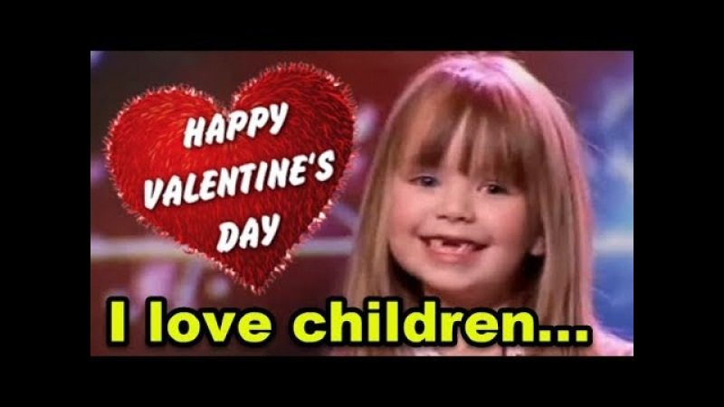 Happy ♥ VALENTINES DAY to ANA from Peter ♥ TOP 10 *MOST AMAZING KIDS* SUPER TALENT CHILDREN EVER!