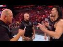 WWE MONDAY NIGHT RAW 19 03 2018 ОБЗОР