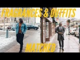 5 FRAGRANCES AND OUTFITS MATCHED | PAIRING FRAGRANCES WITH OUTFITS | MEN'S FASHION