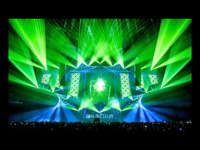 SIMON PATTERSON [4K SET] - TRANSMISSION PRAGUE 2017