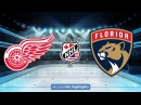 RED WINGS VS PANTHERS October 28, 2017 HIGHLIGHTS HD