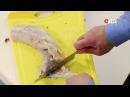 Как разделать рыбу на филе / мастер-класс шеф-повара / Илья Лазерсон