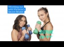 Josephine Skriver's Workout Plan To Lose ALL My Baby Weight Diana Madison Style Lab