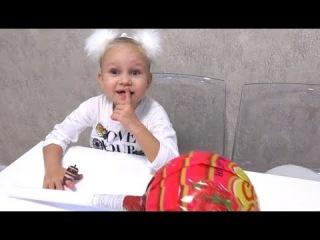 Что в ОГРОМНОМ Чупике Открываем и играем с куколками ЛОЛ Surprise LOL Entertainment for children
