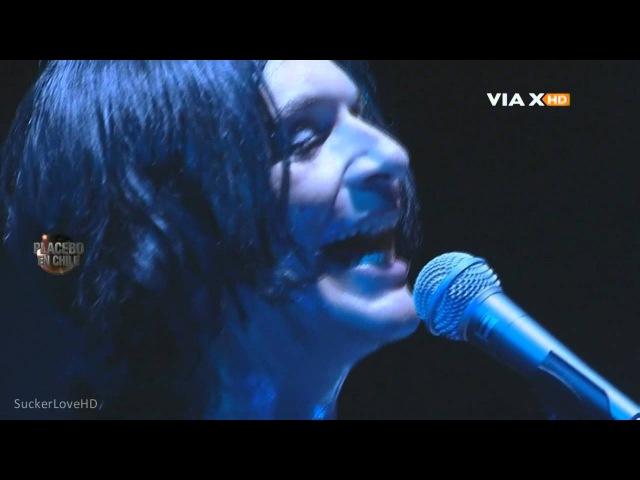 Placebo - Soulmates [Movistar Arena Chile 2010] HD