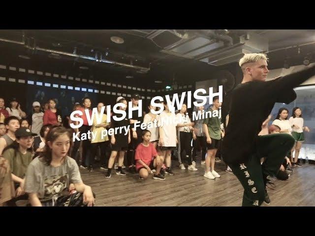 Kiel Tutin Choreography   Swish Swish