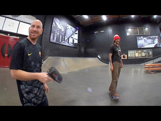 How Fast Can Figgy Nollie Flip?!