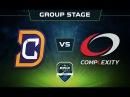 DC vs coL Game 1 - King's Cup: America Group Stage - @DakotaCox @GranDGranT @KBBQ @Lacoste