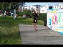 День города Барнаула 16.09.17. Мариночка Семёнова -Обручальных колец золото
