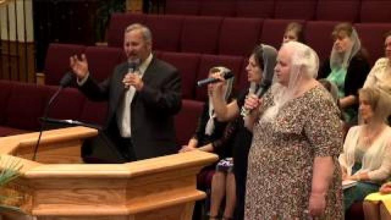 Kovalchuk Family Sings -