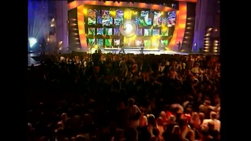 Руки Вверх - Милая моя (Премия МУЗ ТВ 2003)