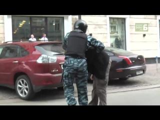 182. Москва в день инаугурации.
