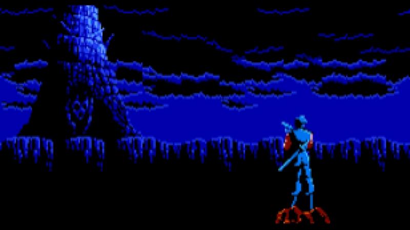 Long Play Ninja Gaiden III (NES)Japan