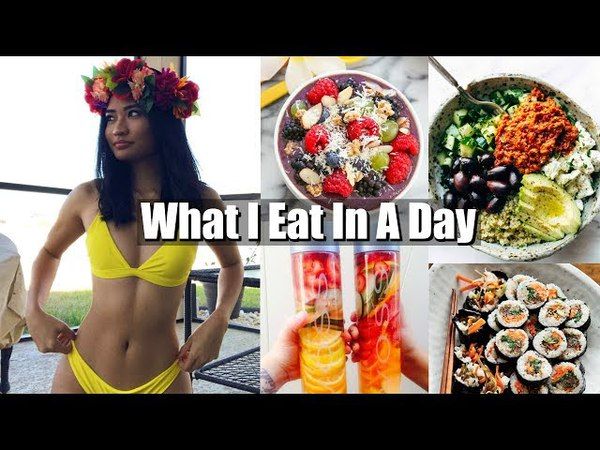What I Eat In A Day ( healthy non vegan)
